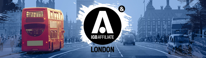iGB Affiliate London booth C1